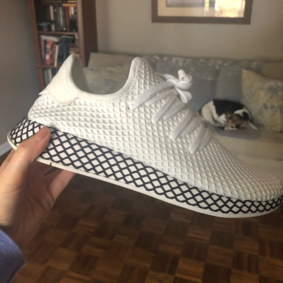 adidas Shoes   Mens Deerupt Runner Size